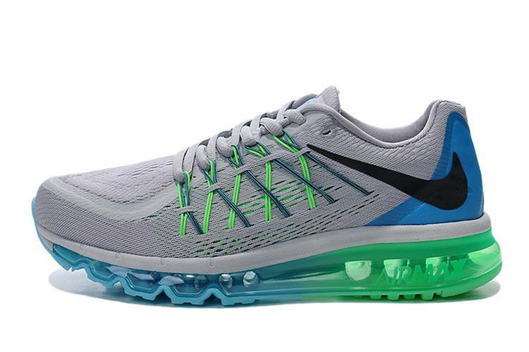 Air Max 2015 Grey Blue Green